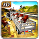Farm Animal Transporter Truck by Black Raven Interactive