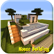 House Building Minecraft Guide by Crafting and Building DEV