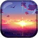 Clouds City Night Sunset LWP by NewDesign Wallpaper