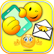 Animated Emoticon - Smiley Gif by The World of Digital Clocks