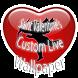 Saint Valentine's Custom Live by AleSoft