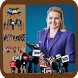 Media Press Conference Photo Editor by SaribAbbasiApps