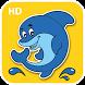 Coloring Sea Animals-Kid Games by Ursa inc
