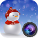 Christmas Camera Photoframe HD by Sugar Puff