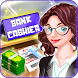 City Bank Manager Cash Register: Educational Game by Crazy Games Lab