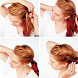 Easy Girl Hairstyle Tutorial by mahbub212