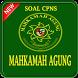 Soal CPNS Mahkamah Agung 2017 by Mayn Creators