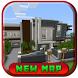 Modern Mansion Minecraft map by Arjun Nashik