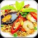 สูตรมาม่าผัด สูตรอาหารไทย by pawan ponvimon