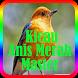 Master Kicau Anis Merah Gacor by Suto App