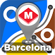 Barcelona Metro Maps by Transgo
