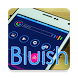 Bluish skin for KLWP by Alexus Gamboa