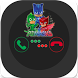 Call From PJ Masks by Mobileapps99