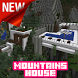 House in mountains for MCPE by Gapland