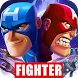 Best Captain Avenger: Super Heroes Fighting by SYGame Fan