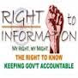 RIGHT TO INFORMATION 2005 by GOVARDHAN DIKONDA
