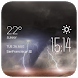 Tornado Temp weather widget by Widget Studio