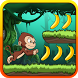 Funky Run - Banana monkey run - Super monkey jump by Finger Lab