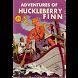 ADVENTURES OF HUCKLEBERRY FINN by Novel Books