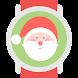 Christmas Santa Watch Face by OAJOO