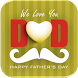 Father's day greetings by vcsapps