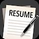 Resume Builder / CV Maker & Templates by Devs Wall