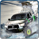 Snow Racing Rally Truck Driver by Desert Safari Studios
