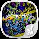 Rock Graffiti Theme by Barnabas