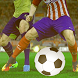 Football Flick Soccer Hero by Let's Game