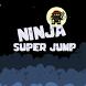 Super Jump Pixel Ninja by mingkeestudio