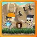 Borut Ninja Shinobi Run by Princedex