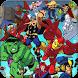 Super Hero Game by sakon wonsine