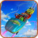 Roller Coaster Uphill Water Park Slide Adventure by 3Dee Space