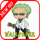 Roronoa Zoro Wallpaper Cartoon Anime by Anime Wallpaper Software