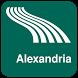 Alexandria Map offline by iniCall.com