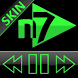 SKIN N7PLAYER DARK GLASS GREEN by Tak Team Studio