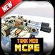 Tank Mod For MCPE* by Narinthon Tech Dev