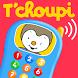 Téléphone avec T'choupi by SEJER