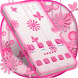 Launcher Theme Pink by T-Me Launchers