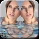 Wave photo mirror effect pro by el houcine boussatta