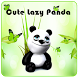 Cute Lazy Panda Theme by Launcher Fantasy