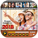 Happy New Year Video Maker With Music by Photo Collage Editor