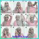 Tutorial Hijab Pashima Paris by acewhite