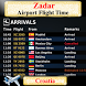 Zadar Airport Flight Time by AsoftTech Solutions