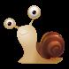 Cartoon Snail Cute Theme by C Launcher Themes