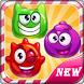 Monster Jelly Blast Match 3 by Free Match 3