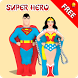 Super Hero - Fun game for Kids by QueenGames