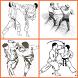 Martial Arts techniques by masodi