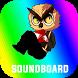Vanoss Soundboard by Rebecca Irwin