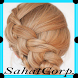 Braided Hair Style Models by SahatCorp